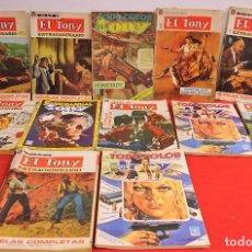 Cómics: EL TONY. Lote 109451463