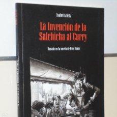Cómics: LA INVENCION DE LA SALCHICHA AL CURRY ISABEL KREITZ - COLECCION NOVELA GRAFICA GLENAT - OFERTA. Lote 109491023