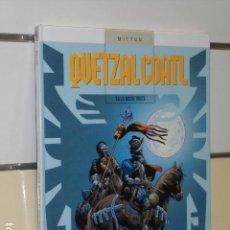 Cómics: QUETZALCOALT TOMO 6 LA NOCHE TRISTE MITTON - GLENAT -. Lote 109492559