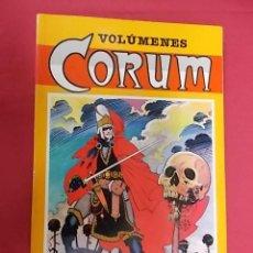 Cómics: CORUM. TOMO 1 RETAPADO. DEL Nº 1 AL 4. FIRST COMICS.. Lote 109502251