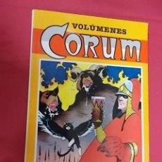 Cómics: CORUM. TOMO 2 RETAPADO. DEL Nº 5 AL 8. FIRST COMICS.. Lote 109502543