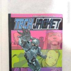 Cómics: TECHJACKET. Lote 109505691