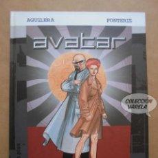 Cómics: AVATAR Nº 1 - AGUILERA Y FONTERIZ - DOLMEN - TAPA DURA - JMV. Lote 109562503