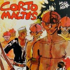 Cómics: CORTO MALTES - HUGO PRATT - SIEMPRE MÁS LEJOS - ED. TOTEM. Lote 116725908