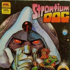 Cómics: CÓMIC STRONTIUM DOG - 4 NÚMEROS EN 1 VOLUMEN. Lote 109885523