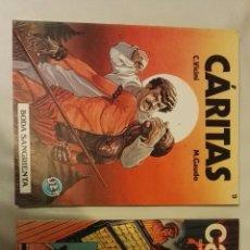 Cómics: CARITAS COMPLETA, LOS 2 N° ,DE JET, AUTORES:VICINI-GAUDO. Lote 109989268