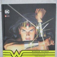 Cómics: WONDER WOMAN NUEVO DE LIBRERIA TAPA DURA EDITADO POR ECC - DC COMICS - FORMATO LUJO 208 PAGINAS. Lote 110647623