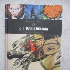 Cómics: GRANDES AUTORES DE VERTIGO BILL WILLINGHAM ECC - DC COMICS NUEVO DE LIBRERIA. Lote 110022867