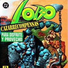Cómics: LOBO EDICIONES ZINCO. 22 COMICS. DC COMICS. Lote 110064255