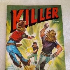 Cómics: KILLER. Lote 110104267
