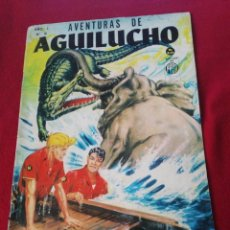 Cómics: AGUILUCHO. Lote 110253779