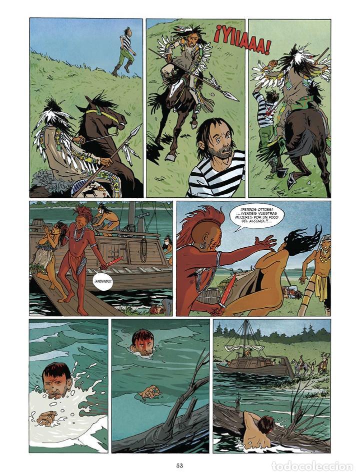 Cómics: Cómics. Wild River - Roger Seiter/Vincent Warner (Cartoné) DESCATALOGADO!!! OFERTA!!! - Foto 2 - 110414495