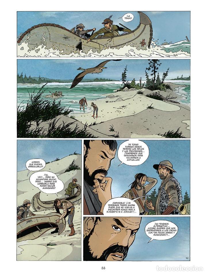 Cómics: Cómics. Wild River - Roger Seiter/Vincent Warner (Cartoné) DESCATALOGADO!!! OFERTA!!! - Foto 4 - 110414495