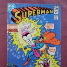 Cómics: DC COMICS INC.ORIGINAL U.S.A. SUPERMAN. DECEMBER 1982, RARO.. Lote 110469539