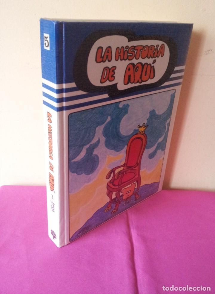 LA HISTORIA DE AQUI POR FORGES - TOMO 5 - 3ª EDICION 1985 (Tebeos y Comics - Comics otras Editoriales Actuales)