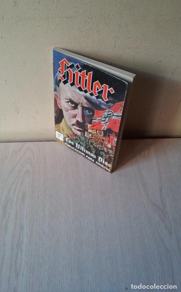 HITLER Nº 1, LOS ULTIMOS DIAS - PUBLICACION PARA ADULTOS - MERCOCOMIC 1977 (Tebeos y Comics - Comics otras Editoriales Actuales)