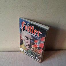 Cómics: HITLER Nº 1, LOS ULTIMOS DIAS - PUBLICACION PARA ADULTOS - MERCOCOMIC 1977. Lote 110575335