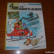 Cómics: LOS 4 ASES Y EL DRAGON DE LAS NIEVES Nº 7 EDITA OIKOS TAU . Lote 110768035