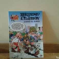 Cómics: OLE-MORTADELO Y FILEMON -LLEGO EL EURO 159. Lote 131403065