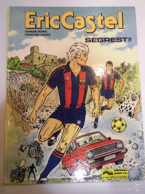 L'ENIGMATIC SENYOR BARELLI - CATALAN - TAPA DURA - EDIT ED JOVENTUT - 1990 (Tebeos y Comics - Comics otras Editoriales Actuales)