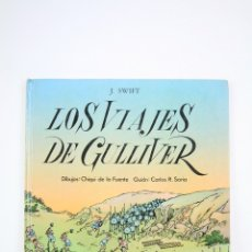 Cómics: CÓMIC - LOS VIAJES DE GULLIVER, Nº 11 / MARAVILLAS DE LA LITERATURA - EDITORIAL LAROUSSE, AÑO 1985. Lote 110962326
