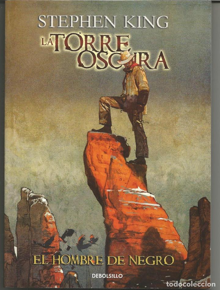 LA TORRE OSCURA Nº 10 EL HOMBRE DE NEGRO COMIC DEBOLSILLO (Tebeos y Comics - Comics otras Editoriales Actuales)