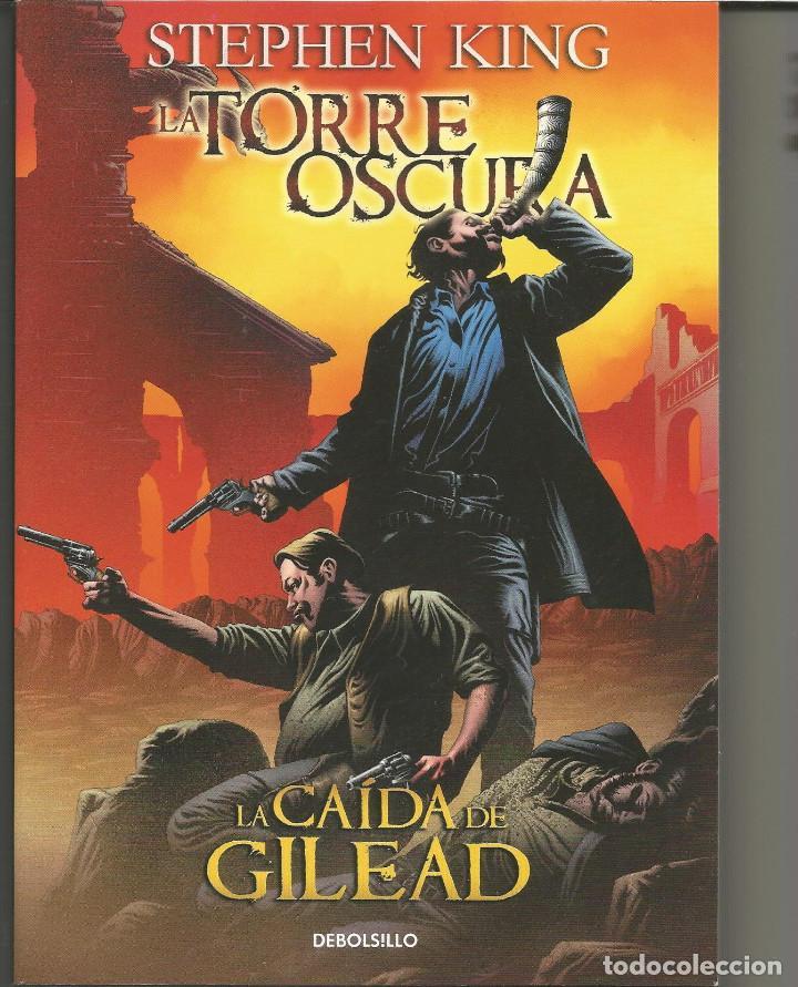 LA TORRE OSCURA Nº 04 LA CAÍDA DE GILEAD COMIC DEBOLSILLO (Tebeos y Comics - Comics otras Editoriales Actuales)