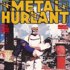 Cómics: METAL HURLANT NO.16. Lote 111186639