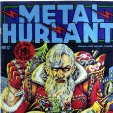 Cómics: METAL HURLANT NO.12. Lote 111186871