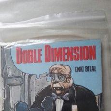 Cómics: ENKI BILAL - DOBLE DIMENSIÓN,CIMOC N° 56. Lote 111240419