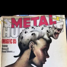 Cómics: DOS REVISTAS METAL HURLANT AÑO 1985. Lote 111289819