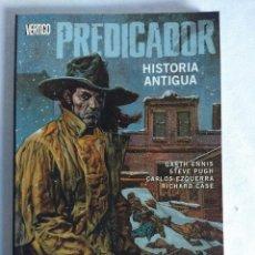 Cómics: PREDICADOR/HISTORIA ANTIGUA/NORMA EDITORIAL.. Lote 111477507
