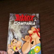 Cómics: ASTERIX & COMPAÑÍA.EDITORIAL BRUÑO. Lote 111590924