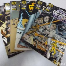 Cómics: COLECCION COMPLETA CLASSIC STAR WARS/EDITORIAL NORMA.. Lote 111596003