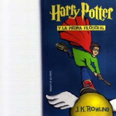 Cómics: HARRY POTTER Y LA PIEDRA FILISOFAL J.K ROWLING. Lote 111733199