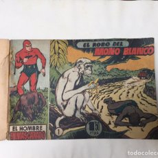 Cómics: EL HOMBRE ENMASCARADO. RARÍSIMOS 19 NÚMEROS. LEE FALK; W. MCCOY. THE PHANTOM 1951. Lote 111982343