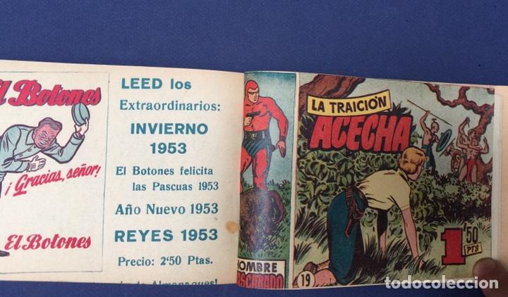 Cómics: El Hombre Enmascarado. Rarísimos 19 números. Lee Falk; W. McCoy. The Phantom 1951 - Foto 3 - 111982343