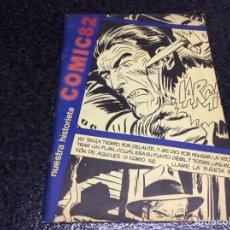 Cómics: COMIC 82 NUESTRA HISTORIETA EXTRA 2º SALON DEL COMIC Y DEL LIBRO ILUSTRADO DE BARCELONA 1982. Lote 179194681