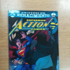 Cómics: SUPERMAN ACTION COMICS #7 (ECC EDICIONES). Lote 112049475