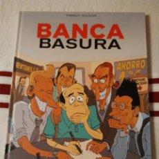 Cómics: BANCA BASURA. Lote 112082683