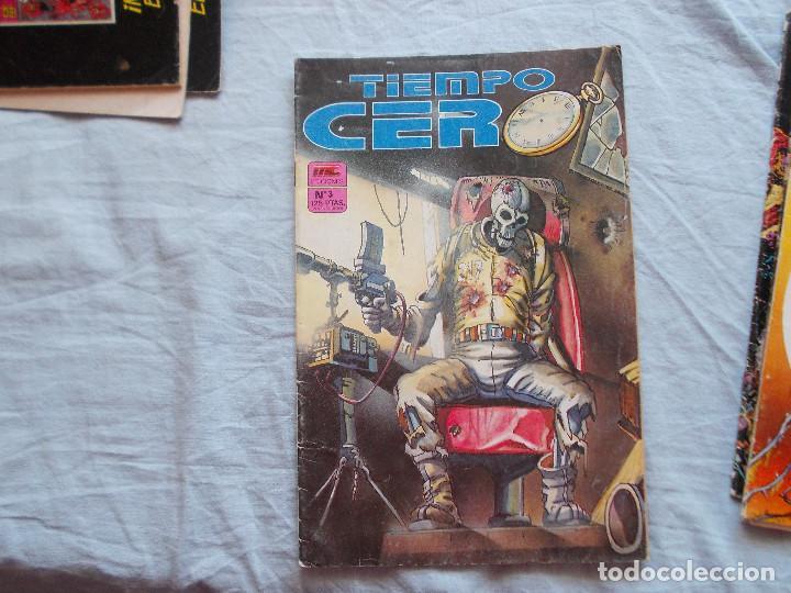 TIEMPO CERO Nº 3. MC EDICIONES (Tebeos y Comics - Comics otras Editoriales Actuales)