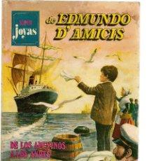 Cómics: SUPER JOYAS. Nº 1. EDMUNDO D´AMICIS. BRUGUERA 1977. (ST/A1). Lote 112143211