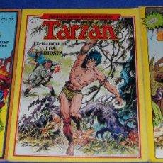 Cómics: TARZAN - COLECCIÓN COMPLETA - TOUTAIN - HITPRESS (1979). Lote 143941940