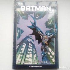 Cómics: BATMAN Nº 39 - CIUDAD MUERTA. DC 75 ANIVERSARIO. PLANETA DEAGOSTINI. NUEVO. 2010 COMIC. Lote 112223687