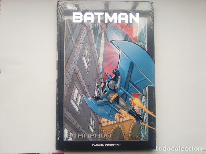 BATMAN Nº 37 - ATRAPADO. DC 75 ANIVERSARIO. PLANETA DEAGOSTINI. NUEVO. 2010 COMIC (Tebeos y Comics - Comics otras Editoriales Actuales)