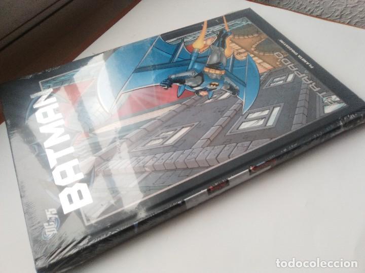 Cómics: BATMAN Nº 37 - ATRAPADO. DC 75 ANIVERSARIO. PLANETA DEAGOSTINI. NUEVO. 2010 COMIC - Foto 2 - 112224107
