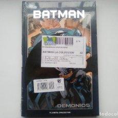 Cómics: BATMAN Nº 32 - DEMONIOS. DC 75 ANIVERSARIO. PLANETA DEAGOSTINI. NUEVO. 2010 COMIC. Lote 112226547