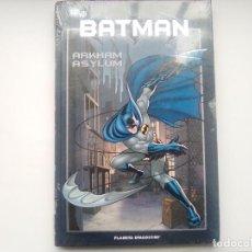 Cómics: BATMAN Nº 20 - ARCHAM ASYLUM. DC 75 ANIVERSARIO. PLANETA DEAGOSTINI. NUEVO. 2010 COMIC. Lote 112227563