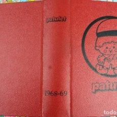 Cómics: L-4703. REVISTA PATUFET. ANYS 1968-1969. ANY 1. NÚMEROS 2 A 28. REVISTA INFANTIL I JUVENIL. EN CATAL. Lote 112539383