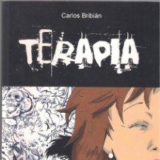 Cómics: TERAPIA - CARLOS BRIBIAN - EDICIONES SALDUBIA 2014. Lote 112577559